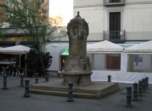 Font de la plaça Molina