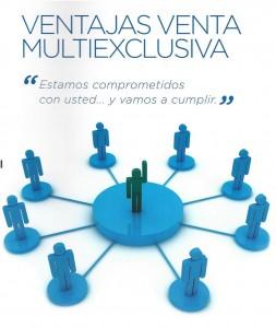 Ventajas venta multiexclusiva-TurroBcn